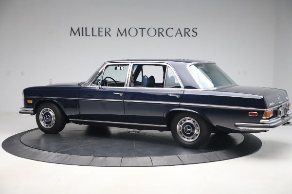 Used 1971 Mercedes-Benz 300 SEL 6.3 for sale $117,000 at Alfa Romeo of Greenwich in Greenwich CT 06830 4