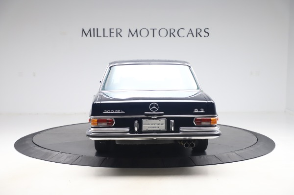 Used 1971 Mercedes-Benz 300 SEL 6.3 for sale $117,000 at Alfa Romeo of Greenwich in Greenwich CT 06830 6