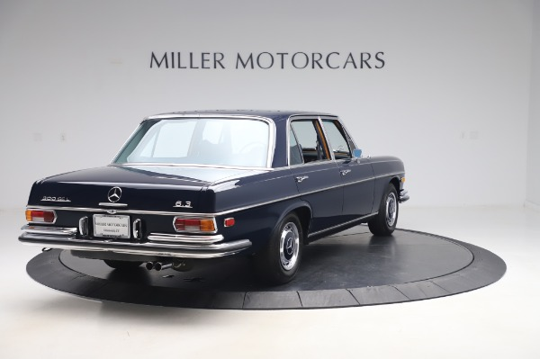 Used 1971 Mercedes-Benz 300 SEL 6.3 for sale $117,000 at Alfa Romeo of Greenwich in Greenwich CT 06830 7