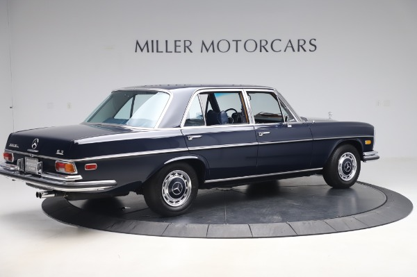 Used 1971 Mercedes-Benz 300 SEL 6.3 for sale $117,000 at Alfa Romeo of Greenwich in Greenwich CT 06830 8
