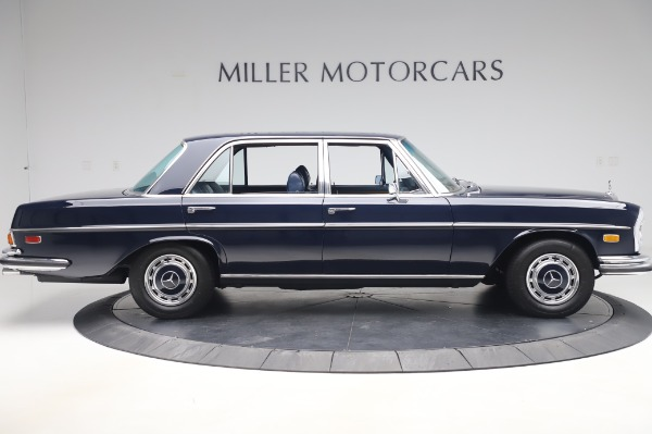 Used 1971 Mercedes-Benz 300 SEL 6.3 for sale $117,000 at Alfa Romeo of Greenwich in Greenwich CT 06830 9