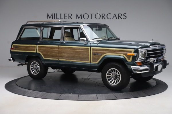 Used 1991 Jeep Grand Wagoneer for sale $89,900 at Alfa Romeo of Greenwich in Greenwich CT 06830 10