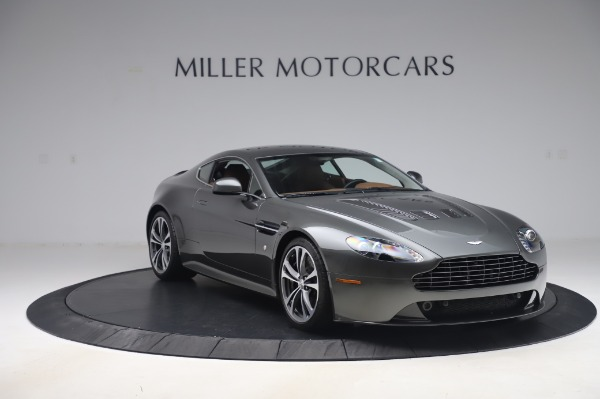 Used 2011 Aston Martin V12 Vantage Coupe for sale $108,990 at Alfa Romeo of Greenwich in Greenwich CT 06830 10