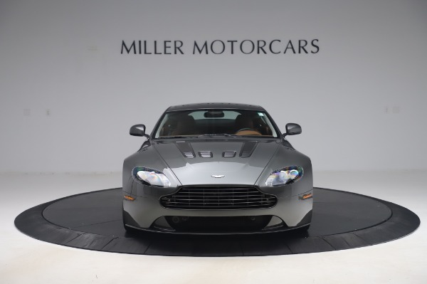 Used 2011 Aston Martin V12 Vantage Coupe for sale $108,990 at Alfa Romeo of Greenwich in Greenwich CT 06830 11