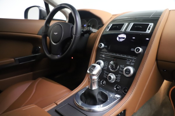 Used 2011 Aston Martin V12 Vantage Coupe for sale $108,990 at Alfa Romeo of Greenwich in Greenwich CT 06830 17