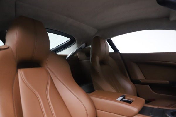 Used 2011 Aston Martin V12 Vantage Coupe for sale $108,990 at Alfa Romeo of Greenwich in Greenwich CT 06830 18