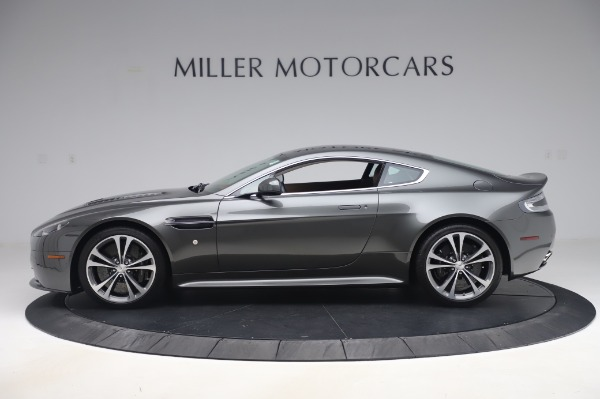 Used 2011 Aston Martin V12 Vantage Coupe for sale $108,990 at Alfa Romeo of Greenwich in Greenwich CT 06830 2