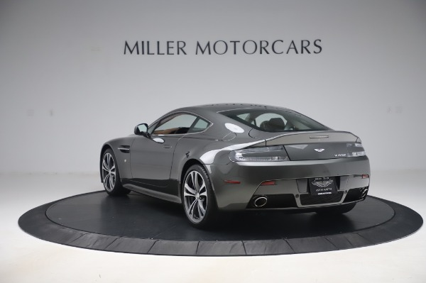 Used 2011 Aston Martin V12 Vantage Coupe for sale $108,990 at Alfa Romeo of Greenwich in Greenwich CT 06830 4