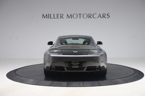 Used 2011 Aston Martin V12 Vantage Coupe for sale $108,990 at Alfa Romeo of Greenwich in Greenwich CT 06830 5