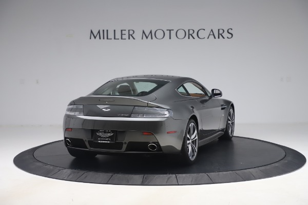 Used 2011 Aston Martin V12 Vantage Coupe for sale $108,990 at Alfa Romeo of Greenwich in Greenwich CT 06830 6