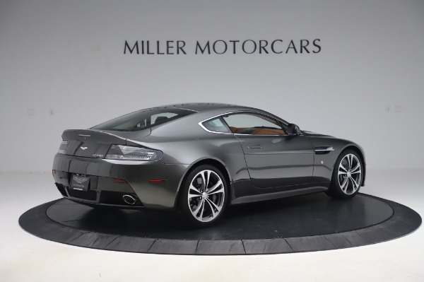 Used 2011 Aston Martin V12 Vantage Coupe for sale $108,990 at Alfa Romeo of Greenwich in Greenwich CT 06830 7