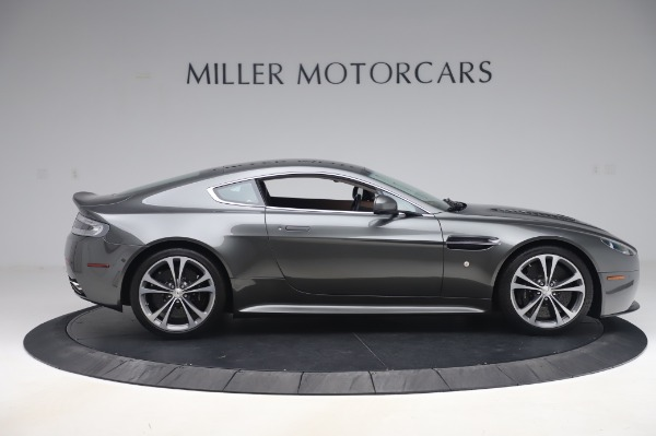 Used 2011 Aston Martin V12 Vantage Coupe for sale $108,990 at Alfa Romeo of Greenwich in Greenwich CT 06830 8