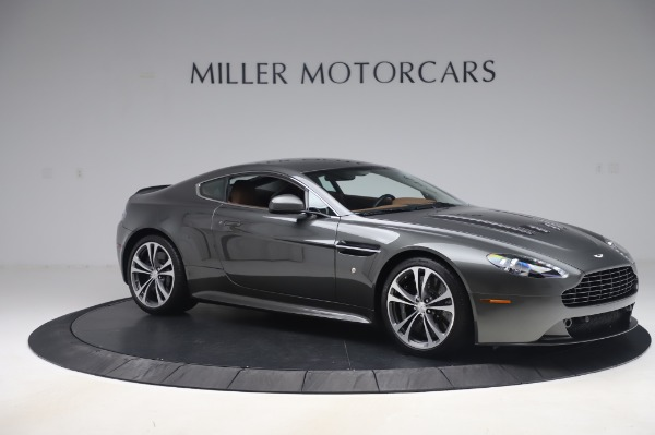 Used 2011 Aston Martin V12 Vantage Coupe for sale $108,990 at Alfa Romeo of Greenwich in Greenwich CT 06830 9