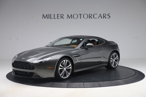 Used 2011 Aston Martin V12 Vantage Coupe for sale $108,990 at Alfa Romeo of Greenwich in Greenwich CT 06830 1