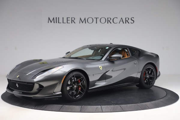 Used 2020 Ferrari 812 Superfast for sale $399,900 at Alfa Romeo of Greenwich in Greenwich CT 06830 2