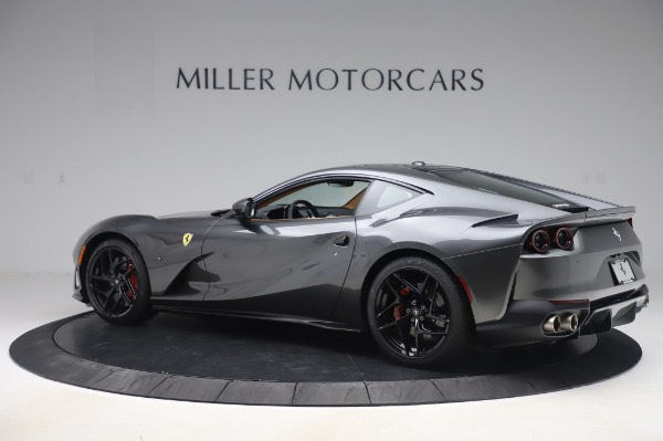 Used 2020 Ferrari 812 Superfast for sale $399,900 at Alfa Romeo of Greenwich in Greenwich CT 06830 4