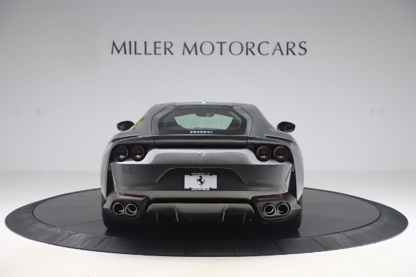 Used 2020 Ferrari 812 Superfast for sale $399,900 at Alfa Romeo of Greenwich in Greenwich CT 06830 6
