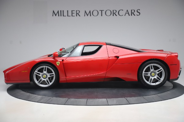 Used 2003 Ferrari Enzo for sale Call for price at Alfa Romeo of Greenwich in Greenwich CT 06830 3