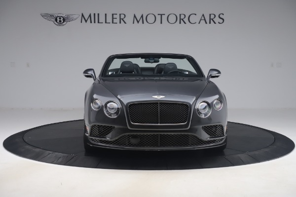 Used 2016 Bentley Continental GTC Speed for sale $146,900 at Alfa Romeo of Greenwich in Greenwich CT 06830 11
