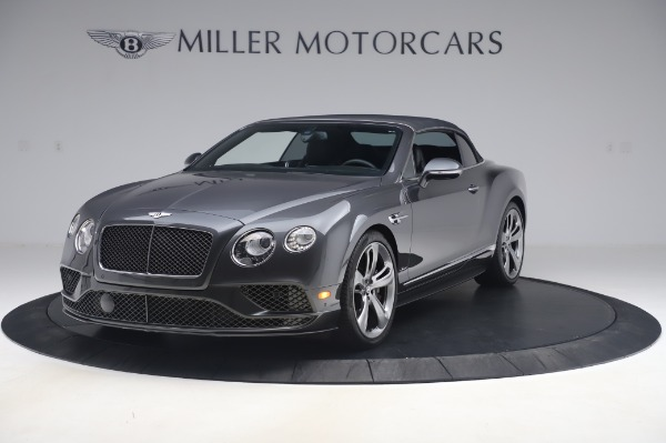 Used 2016 Bentley Continental GTC Speed for sale $146,900 at Alfa Romeo of Greenwich in Greenwich CT 06830 12
