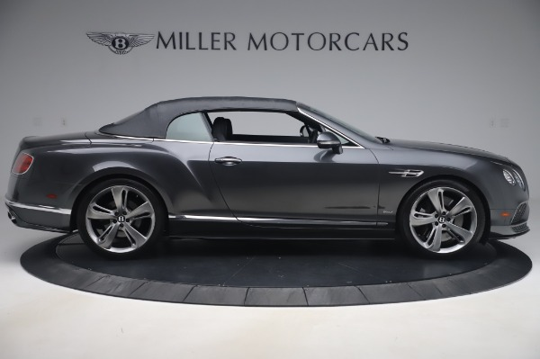 Used 2016 Bentley Continental GT Convertible Speed for sale $139,900 at Alfa Romeo of Greenwich in Greenwich CT 06830 15