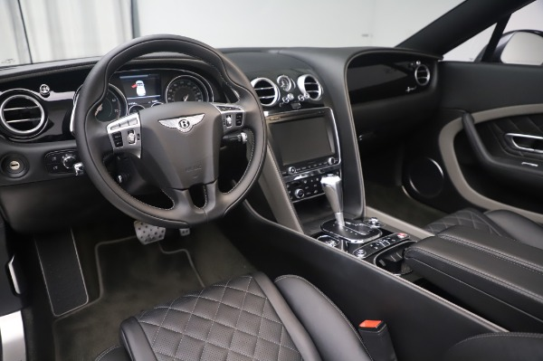 Used 2016 Bentley Continental GT Convertible Speed for sale $139,900 at Alfa Romeo of Greenwich in Greenwich CT 06830 17