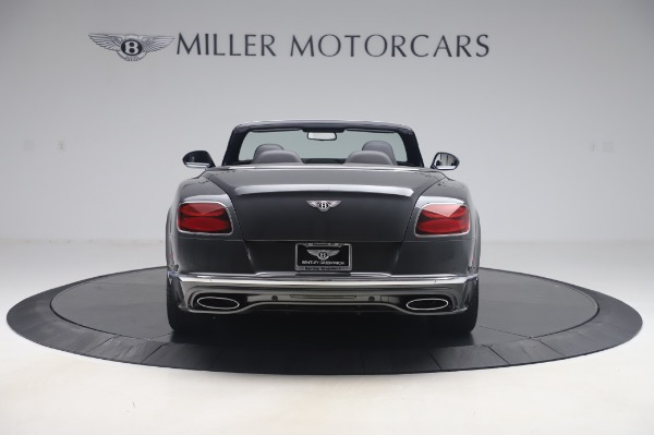 Used 2016 Bentley Continental GT Convertible Speed for sale $139,900 at Alfa Romeo of Greenwich in Greenwich CT 06830 6