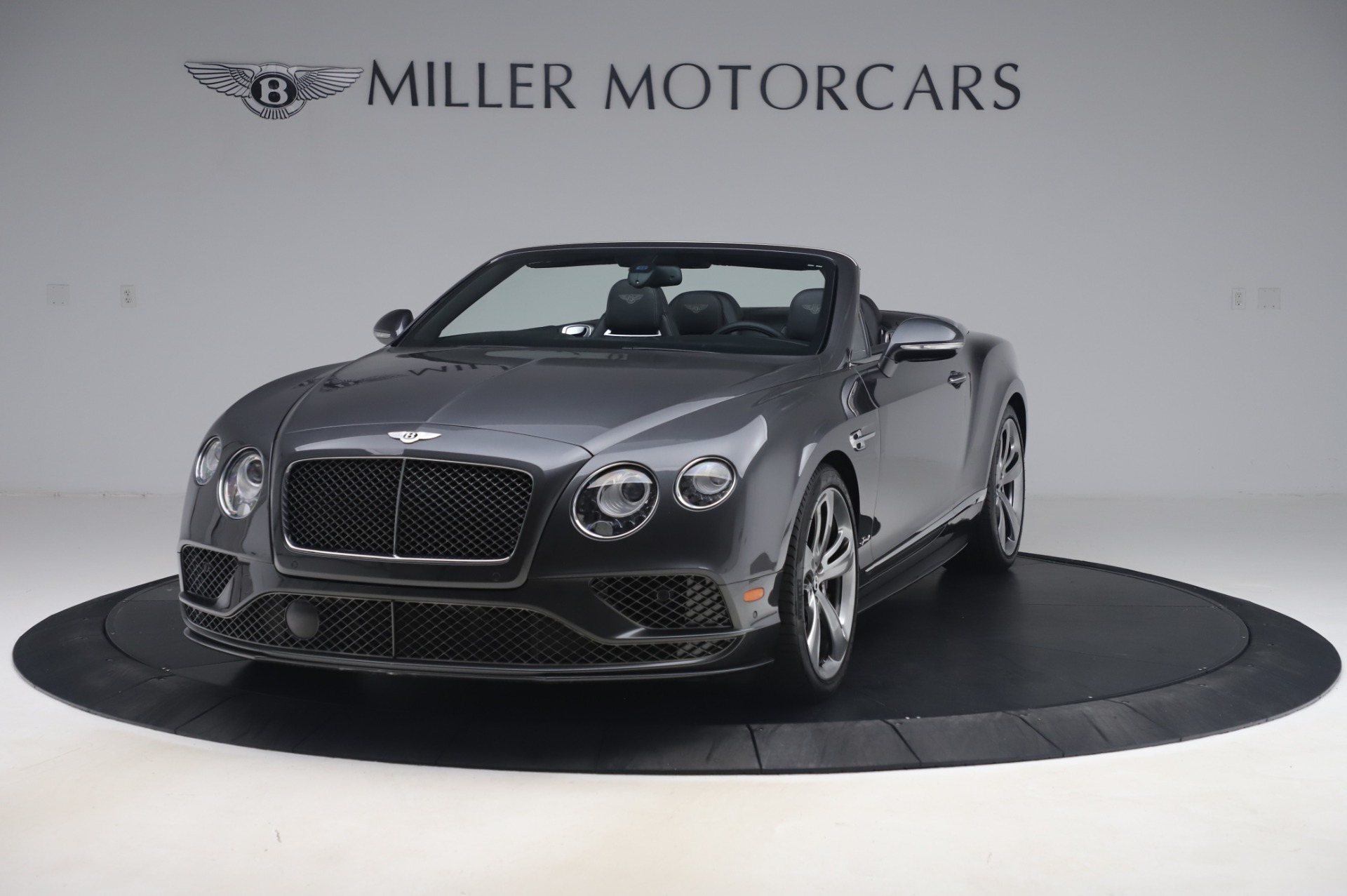 Used 2016 Bentley Continental GT Convertible Speed for sale $139,900 at Alfa Romeo of Greenwich in Greenwich CT 06830 1