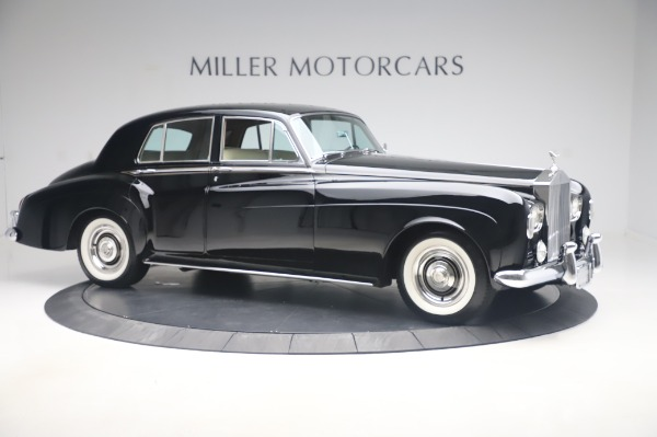 Used 1965 Rolls-Royce Silver Cloud III for sale $99,900 at Alfa Romeo of Greenwich in Greenwich CT 06830 11