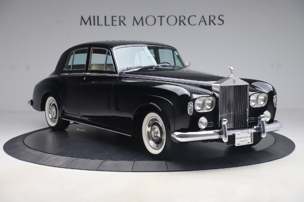 Used 1965 Rolls-Royce Silver Cloud III for sale $99,900 at Alfa Romeo of Greenwich in Greenwich CT 06830 12