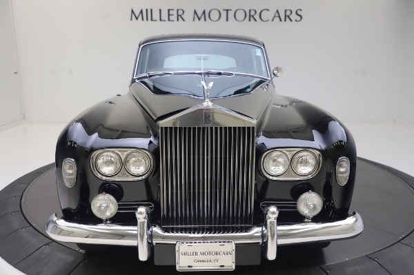 Used 1965 Rolls-Royce Silver Cloud III for sale $99,900 at Alfa Romeo of Greenwich in Greenwich CT 06830 13