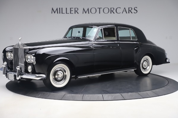 Used 1965 Rolls-Royce Silver Cloud III for sale $99,900 at Alfa Romeo of Greenwich in Greenwich CT 06830 2