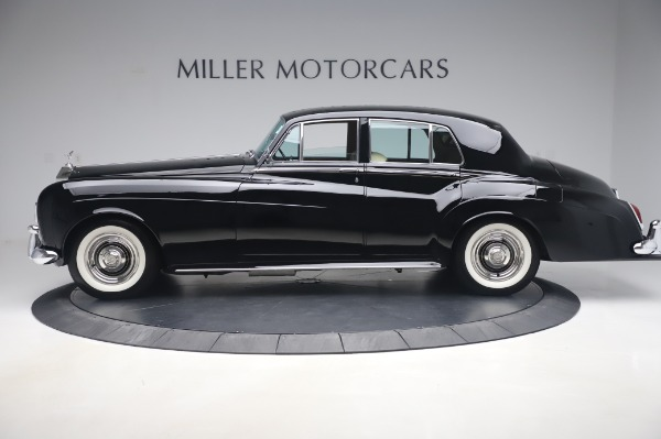 Used 1965 Rolls-Royce Silver Cloud III for sale $99,900 at Alfa Romeo of Greenwich in Greenwich CT 06830 3