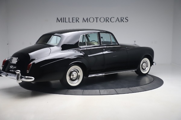 Used 1965 Rolls-Royce Silver Cloud III for sale $99,900 at Alfa Romeo of Greenwich in Greenwich CT 06830 9