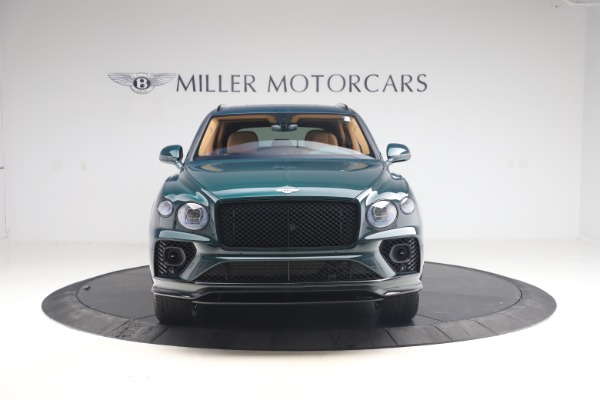 New 2021 Bentley Bentayga V8 First Edition for sale Sold at Alfa Romeo of Greenwich in Greenwich CT 06830 12
