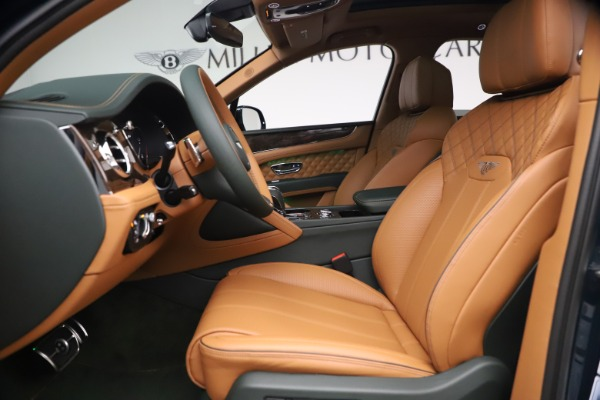 New 2021 Bentley Bentayga V8 First Edition for sale Sold at Alfa Romeo of Greenwich in Greenwich CT 06830 19