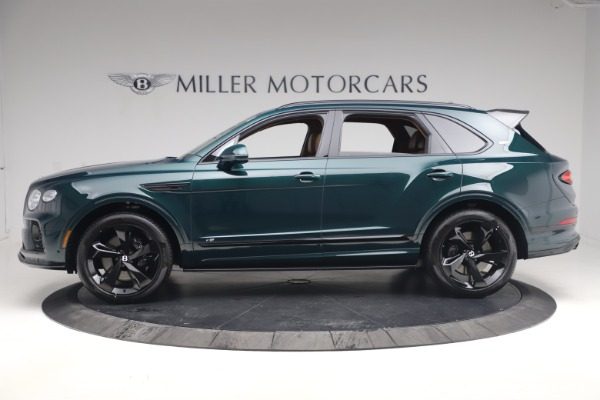 New 2021 Bentley Bentayga V8 First Edition for sale $265,205 at Alfa Romeo of Greenwich in Greenwich CT 06830 3