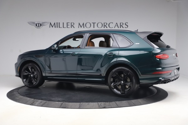 New 2021 Bentley Bentayga V8 First Edition for sale $265,205 at Alfa Romeo of Greenwich in Greenwich CT 06830 4