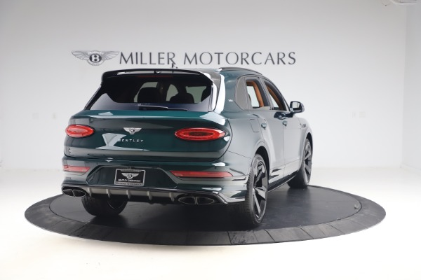 New 2021 Bentley Bentayga V8 First Edition for sale $265,205 at Alfa Romeo of Greenwich in Greenwich CT 06830 7