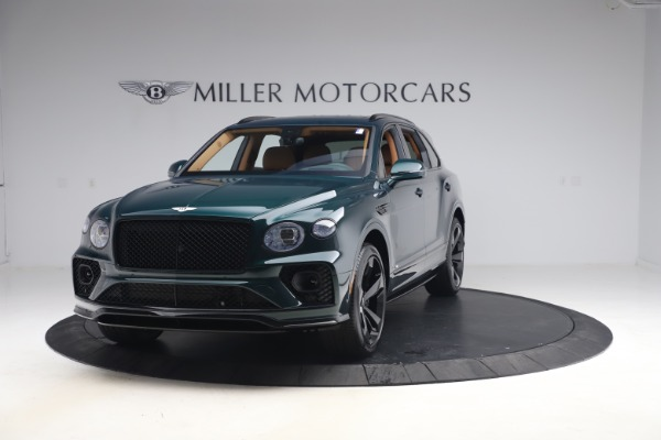 New 2021 Bentley Bentayga V8 First Edition for sale $265,205 at Alfa Romeo of Greenwich in Greenwich CT 06830 1