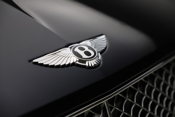 New 2021 Bentley Bentayga V8 for sale Sold at Alfa Romeo of Greenwich in Greenwich CT 06830 15