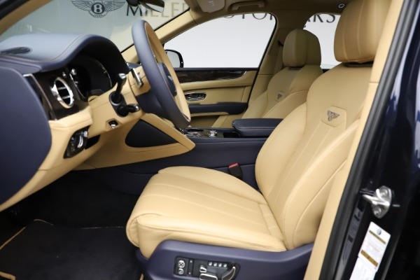 New 2021 Bentley Bentayga V8 for sale Sold at Alfa Romeo of Greenwich in Greenwich CT 06830 18