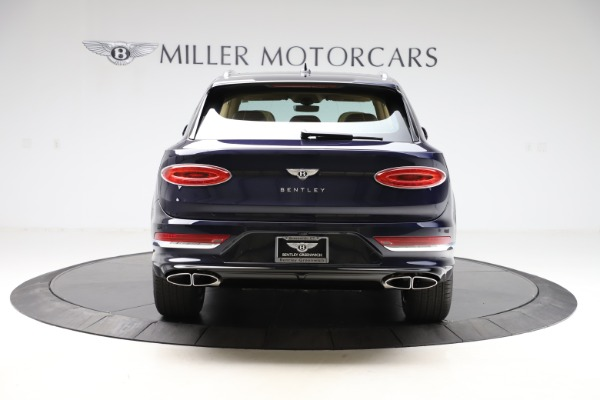 New 2021 Bentley Bentayga V8 for sale $209,755 at Alfa Romeo of Greenwich in Greenwich CT 06830 7