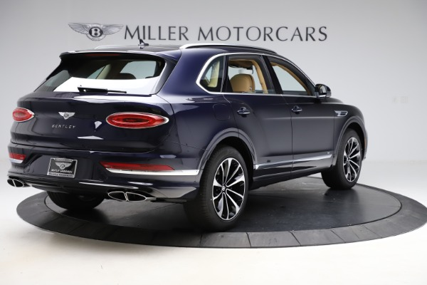 New 2021 Bentley Bentayga V8 for sale $209,755 at Alfa Romeo of Greenwich in Greenwich CT 06830 8