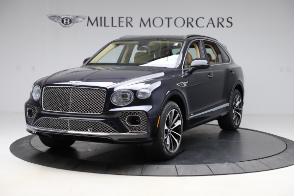 New 2021 Bentley Bentayga V8 for sale $209,755 at Alfa Romeo of Greenwich in Greenwich CT 06830 1