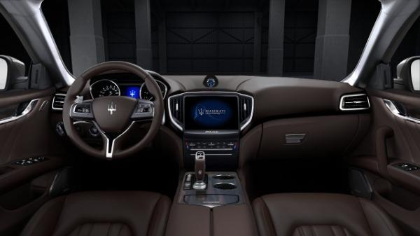 New 2020 Maserati Ghibli S Q4 GranLusso for sale $89,940 at Alfa Romeo of Greenwich in Greenwich CT 06830 4