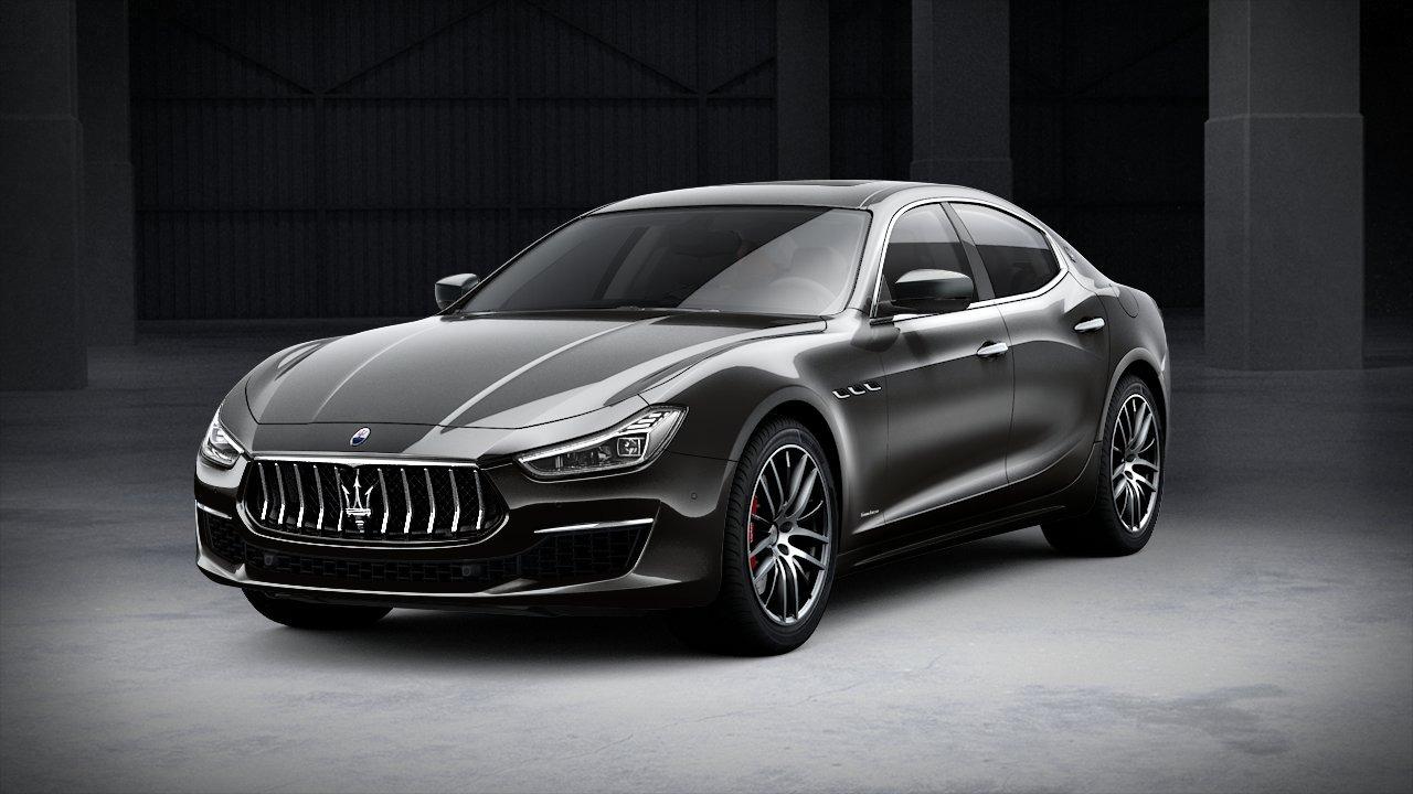 New 2020 Maserati Ghibli S Q4 GranLusso for sale $89,940 at Alfa Romeo of Greenwich in Greenwich CT 06830 1