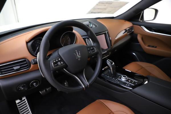 New 2020 Maserati Levante Q4 GranSport for sale Sold at Alfa Romeo of Greenwich in Greenwich CT 06830 13