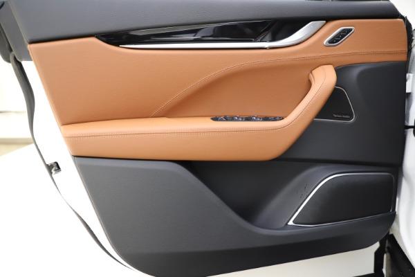 New 2020 Maserati Levante Q4 GranSport for sale Sold at Alfa Romeo of Greenwich in Greenwich CT 06830 17