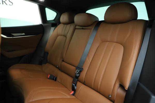 New 2020 Maserati Levante Q4 GranSport for sale Sold at Alfa Romeo of Greenwich in Greenwich CT 06830 18